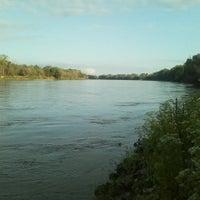 Photo taken at mintle's landing rv park by Elda P. on 9/16/2013