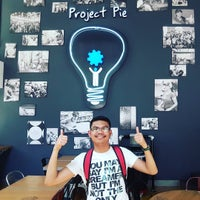 Photo taken at Project Pie by Jay V. on 3/5/2016