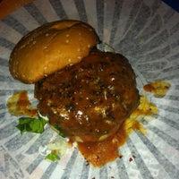 Photo taken at Rockstarz Burger by Yih Ning L. on 11/10/2012