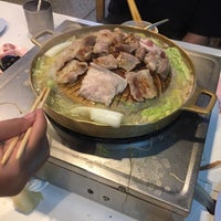 Photo taken at Chang Phuek BBQ by Fai N. on 7/24/2017