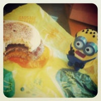 Photo taken at McDonalds by Heidii F. on 7/4/2013