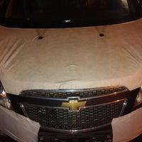 Photo taken at Автосалон GM Chevrolet Рохат by SherZod on 12/12/2014