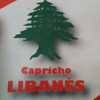 Photo taken at Capricho Libanés by @xelso >> Jacob R. on 10/10/2014