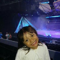 Photo taken at Disney On Ice by Oliver M. on 8/3/2015