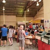 Photo taken at Old Bus Depot Markets by Glenn M. on 4/14/2013