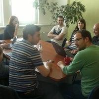 Photo taken at SOVA NET by Michal K. on 5/13/2014