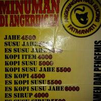 Photo taken at Angkringan Nasi Kucing Fatmawati by Adel R. on 7/6/2013