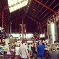 Photo taken at Little Creatures Brewery by Tammy D. on 5/4/2013