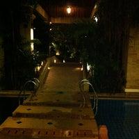 Photo taken at Alpina Phuket Nalina Resort And Spa by Katya G. on 4/14/2013