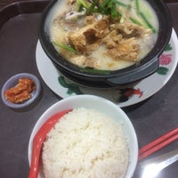 Photo taken at Restaurant Goon Wah by katherine on 6/21/2015