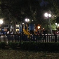 Photo taken at Lake Eola Playground by John B. on 11/18/2012