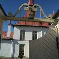 Снимок сделан в Приоратский дворец / Priory Palace пользователем Маша Д. 3/29/2013