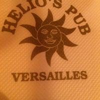 Photo taken at Helio's Pub by Carmen J. on 1/19/2014