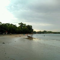 Photo taken at Pantai Batu Karas by Dody S. on 12/17/2016