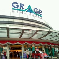 Photo taken at Grage Mall by Dody S. on 8/13/2016