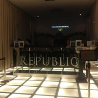 Photo taken at Republiq by Jayson D. on 3/9/2013