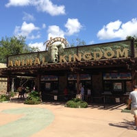 Photo taken at Disney's Animal Kingdom by Cat on 6/25/2013