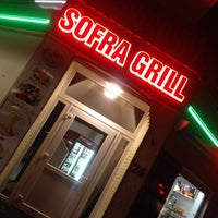 Photo taken at Sofra Grill by Roman v. on 11/24/2013