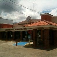 Photo taken at Universidad Tecnológica de Panamá - Campus Central Dr. Víctor Levi Sasso by Guillermo M. on 4/27/2013