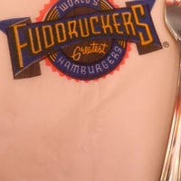 Photo taken at Fuddruckers by Fadel A. on 9/27/2013