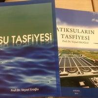 Photo taken at Turkiye Su Enstitusu (SUEN) by Nurhan G. Ürün on 11/20/2014