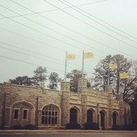 Photo taken at Oglethorpe University by Melissa F. on 1/26/2013
