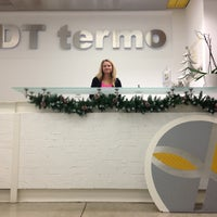 Photo taken at DTtermo by Pavel on 12/21/2012