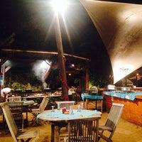 Photo taken at Coco Beach - Hacienda by Festou on 9/2/2014