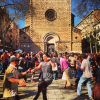 2/23/2014 tarihinde Festouziyaretçi tarafından Plaça de la Virreina'de çekilen fotoğraf