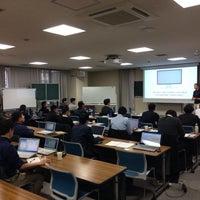 Photo taken at Furuno Electric Co., Ltd by Festou on 2/1/2018