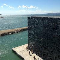 Photo prise au Musée des Civilisations de l'Europe et de la Méditerranée (MuCEM) par Festou le7/29/2013