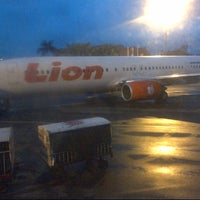 Photo taken at Gate A2 by Primatia S. on 11/29/2013