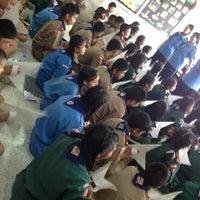 Photo taken at Class 6/1 A.P. by ต่ะล้ะต๋วย on 8/28/2013