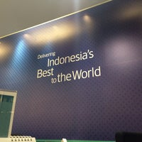 Photo taken at Garuda Indonesia Gallery by Feisal F. on 12/1/2015