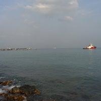 Photo taken at Pantai Kelapa Tujuh by Feisal F. on 10/22/2015