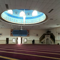 Photo taken at Lakemba Mosque by Feisal F. on 7/28/2014