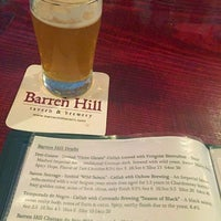 Photo taken at Barren Hill Tavern & Brewery by Amy M. on 1/31/2016