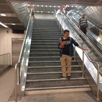 Photo taken at Métro Jeanne d'Arc Ⓑ by Nataia L. on 6/12/2017