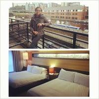 Photo taken at Hilton Sheffield Hotel by Mohd Azree M. on 2/15/2013