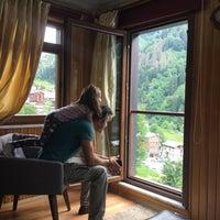 Foto tirada no(a) Villa de Pelit Otel por Onur T. em 6/14/2018
