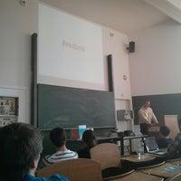 Das Foto wurde bei Technische Universität Berlin von Roman C. am 4/8/2013 aufgenommen