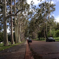 Photo taken at Fraser Park by Amira R. on 11/29/2013