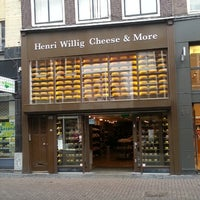 Photo taken at Henri Willig Cheese & More by Alexandre d. on 3/3/2013