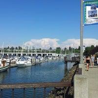 Photo taken at Everett Marina by David P. on 8/5/2013