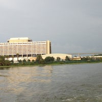 Photo taken at Contemporary Resort Convention Center by David R. on 7/21/2013