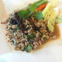 Photo taken at Sawasdee Thai Food by Olivier B. on 1/22/2015