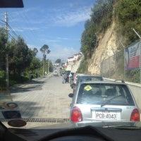 "Photo taken at Centro de Revisión Vehicular ""Los Chillos"" by Joao G. on 4/29/2013"