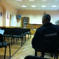 "Photo taken at Отдел полиции #8 ""Эсперанто"" by Марат К. on 9/19/2013"