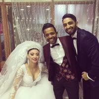 Photo taken at Hüseyinoğulları Düğün Salonu by Ceyhun A. on 6/2/2016