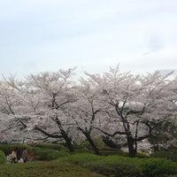 Photo taken at Tetsugakudo Park by daruma_lunch T. on 3/26/2013